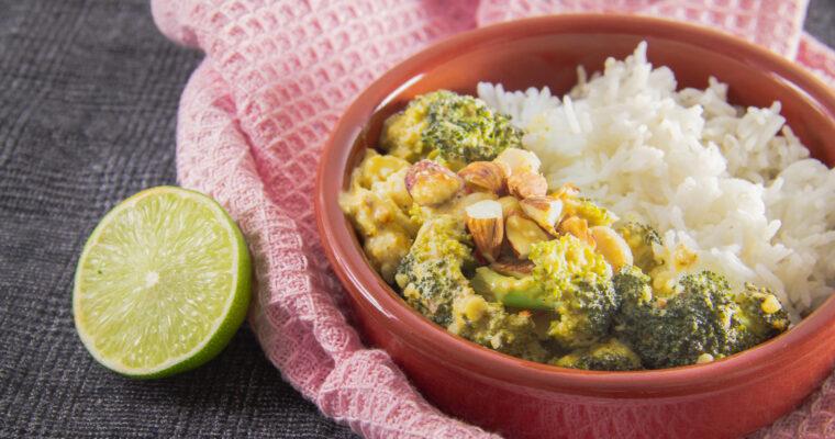 Vegetarisk Korma – et vegetarisk spin, på den klassiske indiske ret