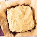 Blød og saftig chokoladekage med kaffe smørcreme