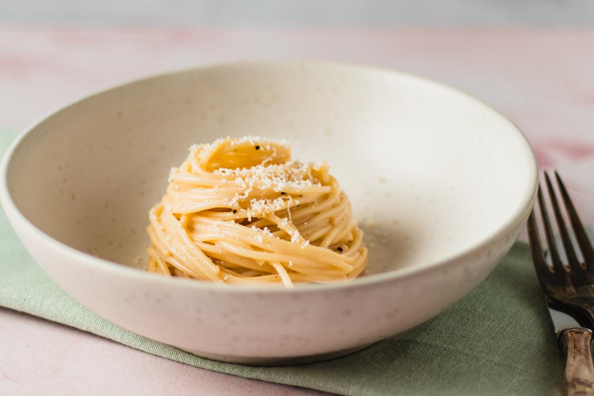 Cacio e pepe – Opskrift på den lækreste og mest simple pastaret