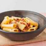 Pasta alla gricia – cremet pasta med bacon og ost