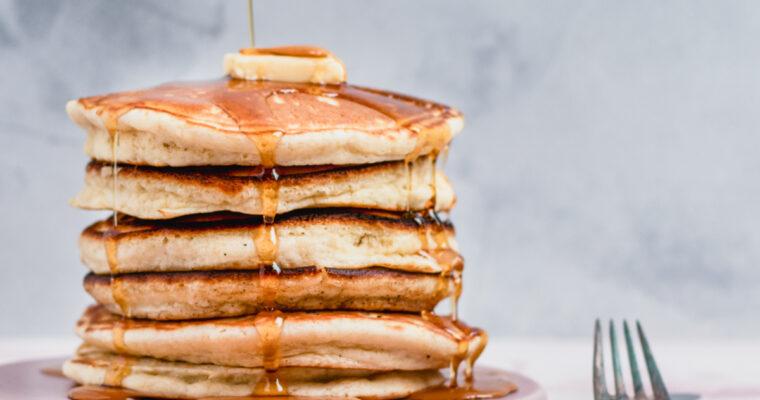 Amerikanske pandekager – opskrift på luftige amerikanske pandekager