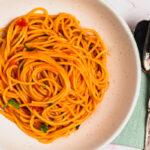 Pasta pomodoro - spaghetti med nem tomatsauce